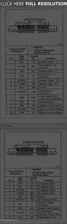 2005 chevy silverado radio wiring diagram wiring diagram