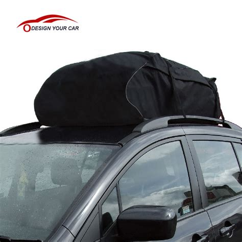 Car Roof Rack Storage by Universal Car Roof Top Bag Rack Cargo Carrier Luggage