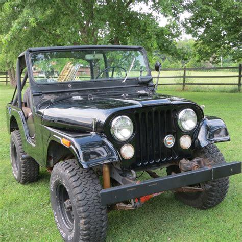 jeep kaiser cj5 1970 kaiser jeep cj5 na prodej
