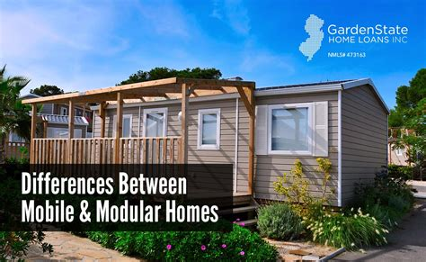 what is a modular homes what is the difference between mobile homes and modular