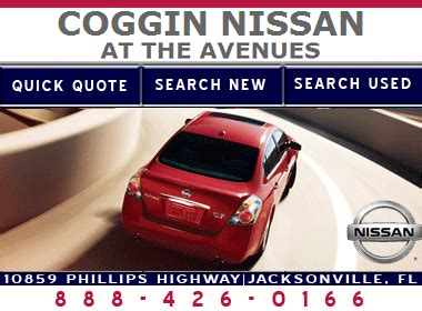 coggin nissan at the avenues employees