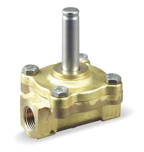 Plumbing Supplies Dayton Ohio by Dayton Brass Solenoid Valve Less Coil 2 Way Valve Design