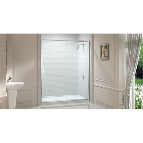 1100 Sliding Shower Door Merlyn 8 Series 1100 Sliding Door Shower Enclosure Buy At Bathroom City