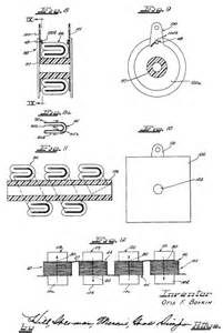 who invented electrical resistor otis boykin patent drawings