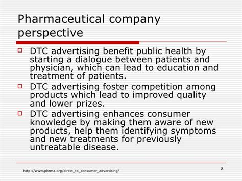 direct to consumer pharmaceutical advertising direct to consumer advertising of prescription drugs