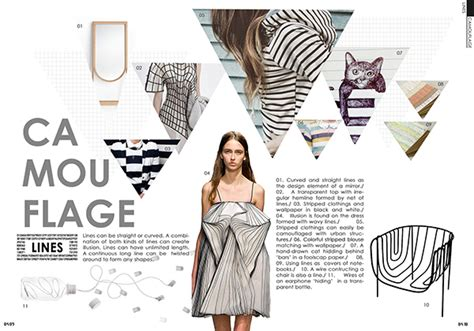 magazine layout trends trend book camouflage layout on fit portfolios