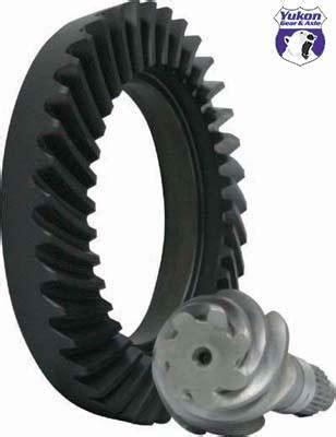 high performance yukon ring pinion gear set for toyota 8