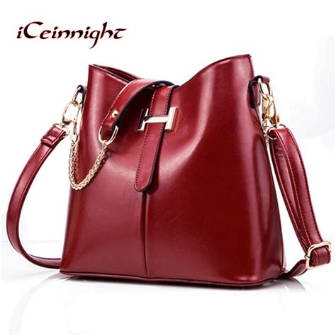 S Bag Fashion iceinnight 2017 new s bag fashion s handbag pu
