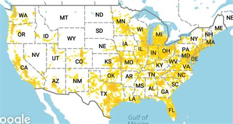 sprint usa coverage map coverage map accuracy