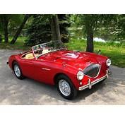 1954 Austin Healey SOLD  Jlr Classics