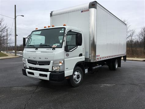 2017 Mitsubishi Fuso Fe160 For Sale 46 Used Trucks From