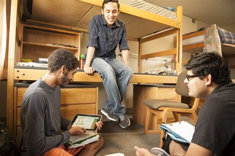 Student Room Chat by Student Facilities Resources Harvey Mudd College