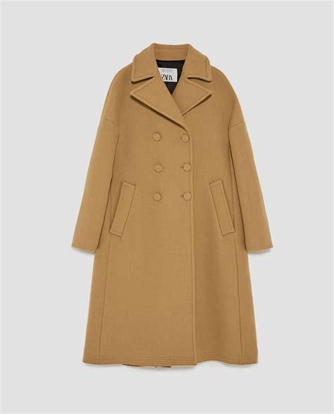 manteau femme zara 50 manteaux pour passer l hiver au
