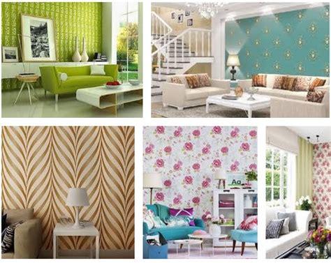harga wallpaper 3d dinding rumah dekorasi dinding ruang tamu minimalis dengan wallpaper