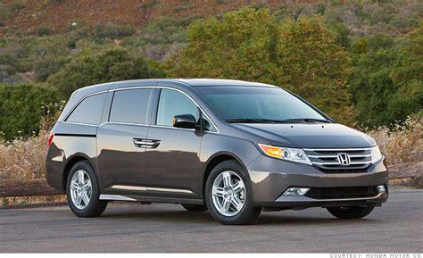 best value minivan best resale value cars minivan honda odyssey 16