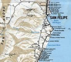 san felipe baja california map bajarush your san felipe real estate partner