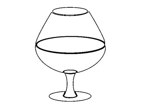 Wine Glass Coloring Page coloring glass wine glasses coloring pages