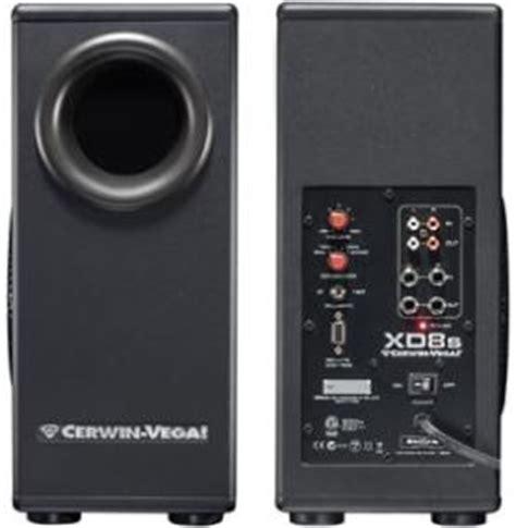 Cerwin Xd3 Speakers Active cerwin xd8s active studio subwoofer electronics audio audio components speakers monitors