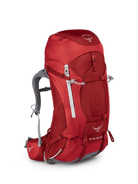 Osprey Ariel 55 With Rc backpacking light osprey osprey ariel ag 55 hiking pack with cover