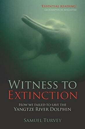 code to extinction sam reilly books witness to extinction how we failed to save