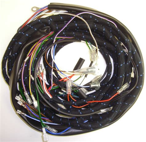 wiring harness for jaguar e type series 2