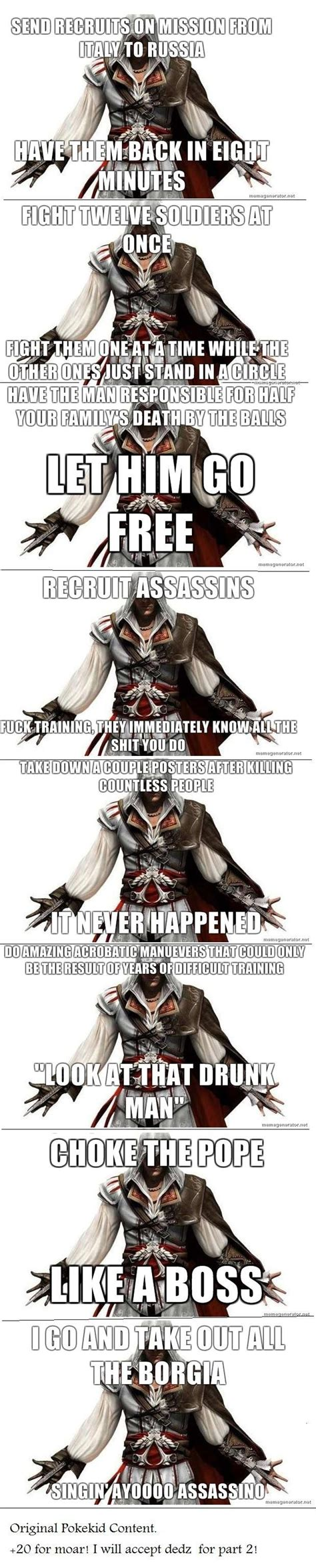 Ezio Memes - 25 best ideas about assassins creed memes on pinterest