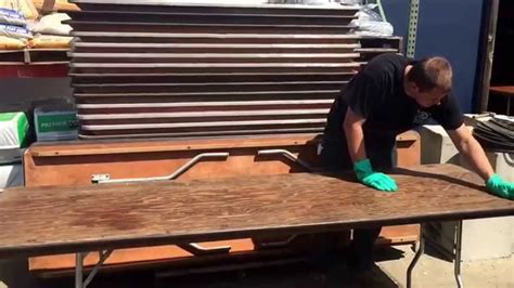 the table south jersey how to refinish rental tables at equipment event