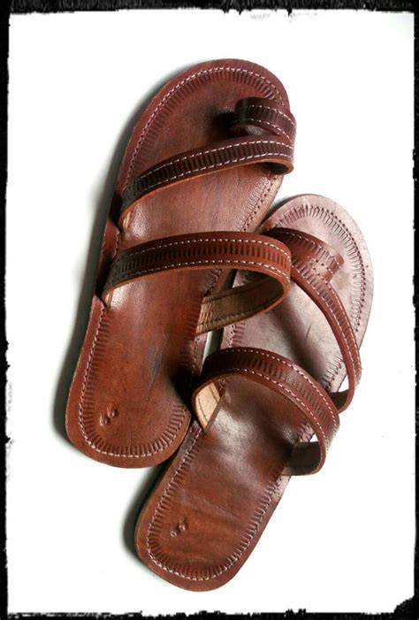 Handmade Leather Sandals South Africa - leather sandals sandals maasai sandals summer