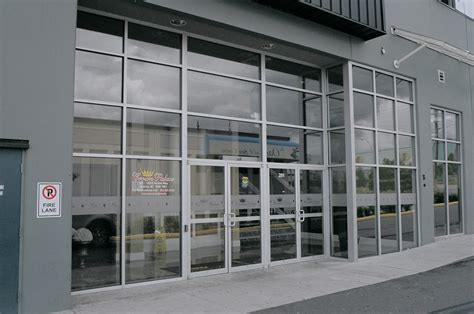 door in curtain wall commercial glass storefront storefront repair va md dc