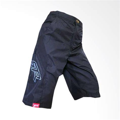 Celana Sepeda Mtb Dh Dengan Padding jual str nl 300 black celana sepeda mtb with 3d padding