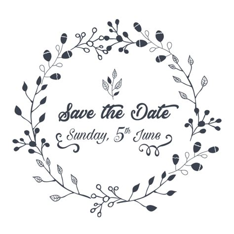 free vintage save the date templates wedding invitation save the date illustration wedding