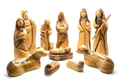 decor inspiring nativity sets for sale for christmas