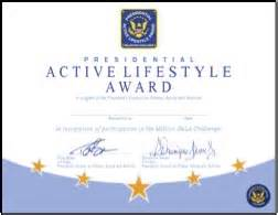 Loser Certificate Template by Presidents Challenge Fitness Is Newsletter