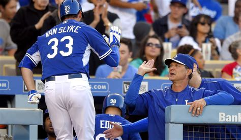 dodgers bench keeping dodgers bench players sharp early is a problem