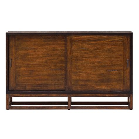 Thin Cabinet by Caine Narrow Cabinet Luxe Home Company