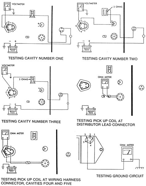 wiring diagram chrysler electronic ignition wiring get