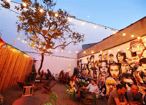backyard bar brooklyn brooklyn bars with outdoor space part two pig beach and more