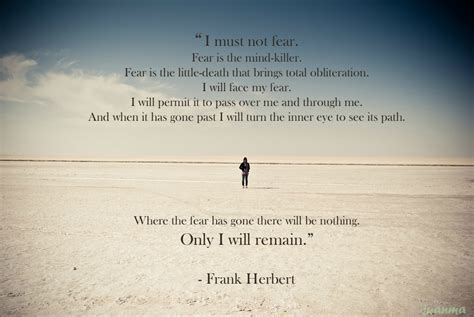 bene gesserit litany against fear frank herbert s dune bene gesserit litany against fear motivation