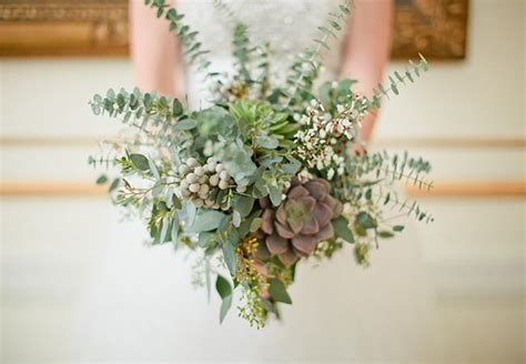 Wedding Bouquet Eucalyptus by Wedding Bouquets Boutonnieres And Centerpieces With