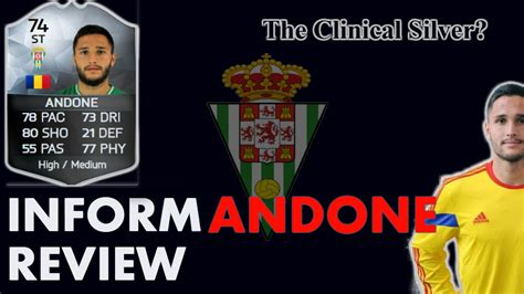 Florin Review fifa 16 inform florin andone review