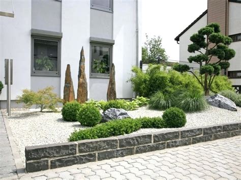 Vorgarten Gestalten Modern