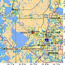 Apopka Florida Map by Apopka Florida Related Keywords Amp Suggestions Apopka