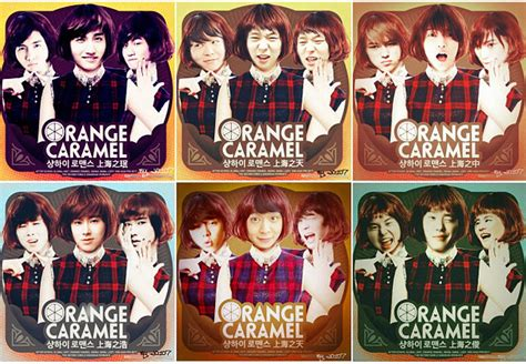 Shinee Creaive 2 pictures caramel story never ends db5k caramel this time