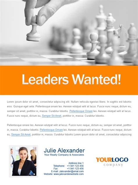 Real Estate Email Flyers Recruiting Templates Recruiting Templates Pinterest Flyer Real Estate Recruiting Email Templates