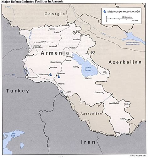 map of armenia nationmaster maps of armenia 10 in total