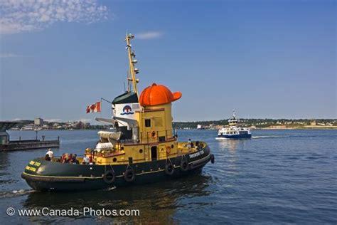 tugboat halifax harbour halifax harbour theodore tugboat nova scotia photo