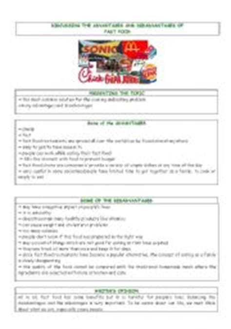 Anti Fast Food Essay by Argumentative Essay Fast Food Writing Lab Attractionsxpress Attractions Xpress
