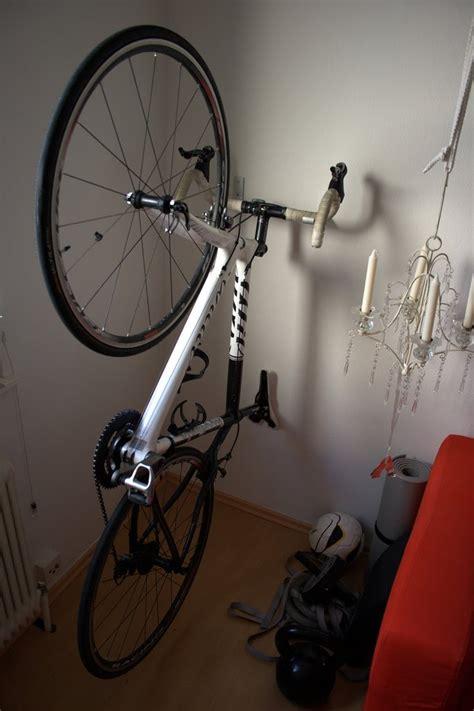 Vertical Bike Rack For Apartment Ikea S Kvartal A Easy Bike Rack Ikea Hackers