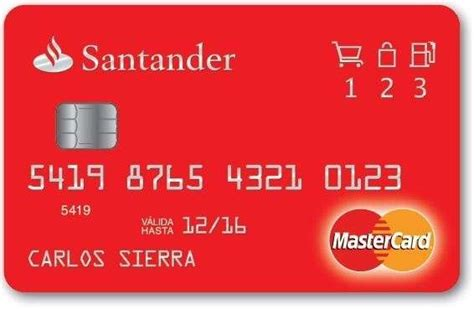 tarjeta de credito banco santander banco santander lanza una tarjeta de cr 233 dito que devuelve