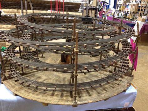 vintage double helix  gauge layout  timonium maryland